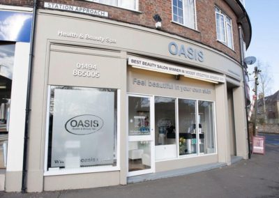 Oasis Health & Beauty Great Missenden exterior