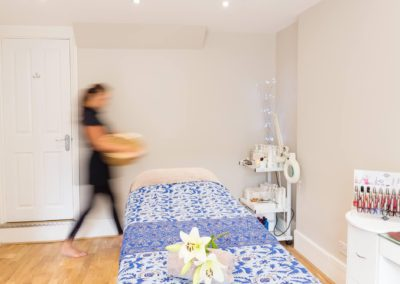 Oasis health beauty Great Missenden treatment room 6