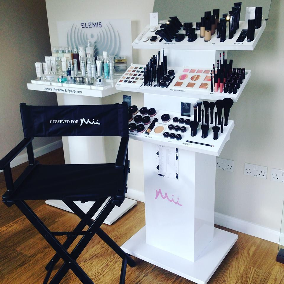 Mii Makeup Event -Oasis Health and Beauty Spa